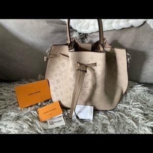 Louis Vuitton Girolata Mahina Leather
